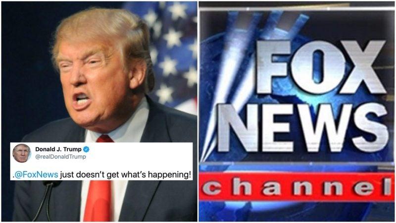 """""""La Hiena Contra las Ratas"""": Podría Ser el Título de la Telenovela Que Están Viviendo Trump y los de Fox"""