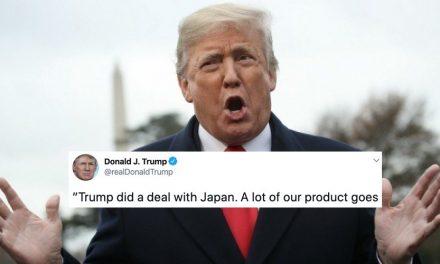 Somos el País Con Mayor Número de Muertes Por Coronavirus en el Mundo y Trump Sigue Hablando del Comercio