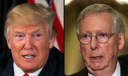 McConnell Encontró al Culpable del Fracaso de Trump con la Crisis del Coronavirus: ¡Su Juicio Político!