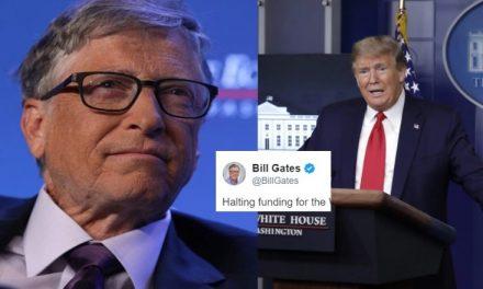 """Bill Gates no se Aguantó Más y Arremetió Contra Trump: """"Hacer Eso es Tan Peligroso Como Parece"""""""