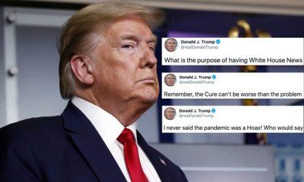 Trump Abandonó Sus Sesiones Informativas Sobre Coronavirus, Pero la Justificación Que Dió no Tiene Precio