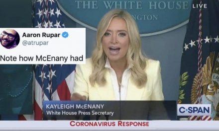 """Ella Preguntó si Trump si va a """"Perdonar"""" a Obama por un Crimen Imaginado, Pero Todos Saben la Intención de su Pregunta"""
