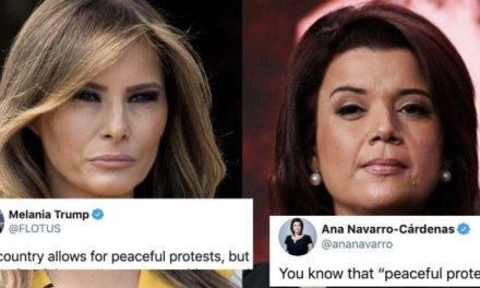 Cachetada Blanca a Melania Trump por Parte de Analista Republicana: no Pudo Con su Hipocresía y Complicidad