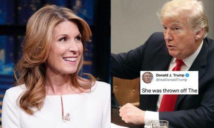 """Ella """"No Tiene lo Que se Necesita"""" y es """"Una Perra Faldera"""". Linda Forma de Trump Para Referirse a Una Mujer"""