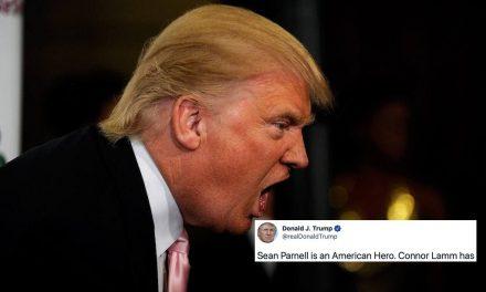 Trump Denigra a un Congresista Veterano de Guerra Precisamente en el Día de Recordación