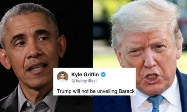Trump Niega Conceder a Obama el Honor Que se ha Respetado Por Cada Presidente Estadounidense