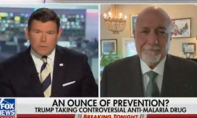 No Uno, ni Dos, Sino TRES Presentadores de FOX se Fueron Contra Trump y su Estúpida Idea de Hidroxicloroquina