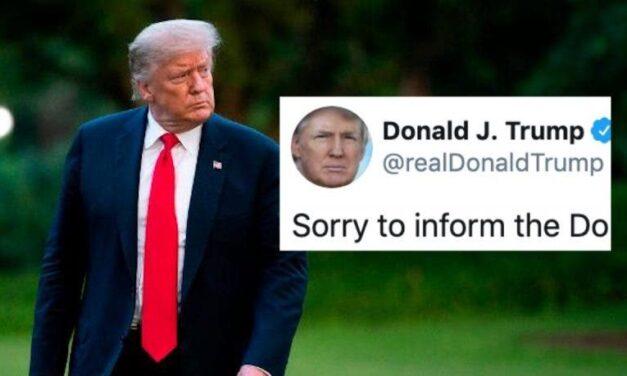 Lamentable Arrebato: Trump Ridiculiza las Encuestas de las Principales Redes, Dice que la Suya es la Mejor