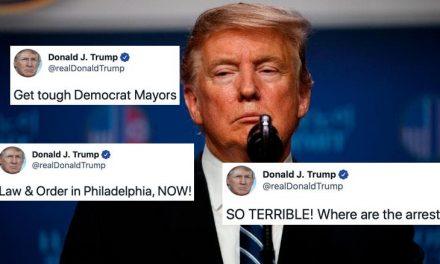 Trump se Vuelve Belicoso: Incita a Más Violencia. Nunca Un Presidente Medianamente Cuerdo Habría Hecho Eso