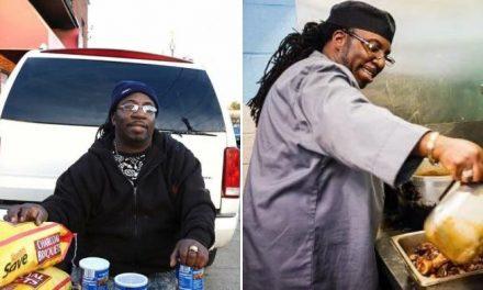 Acaban de Matar a Chef Negro Conocido Por Dar Comida Gratis a Policías y Personas sin Hogar. ¡Bárbaros!