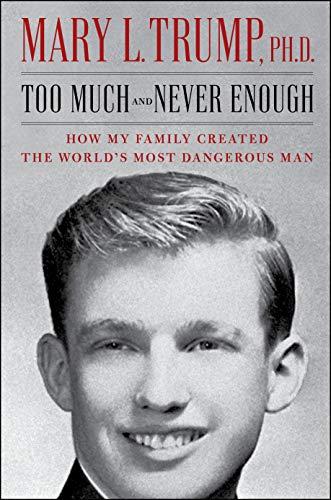 Lo Escribió su Sobrina: Impactante Libro Sobre Donald Escrito por Mary L Trump, Experta en Sicología