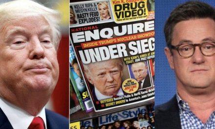 Trump Trata de Intimidar a los Tabloides Para Que Publiquen Mentiras sobre el Asesinato de Morning Joe