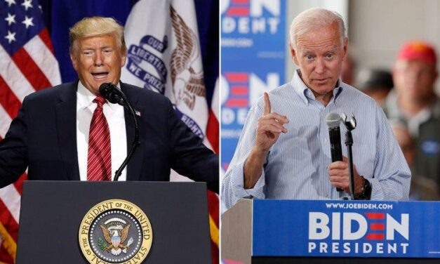 """Biden Lanza Poderoso Reto a Donald Trump. Uno Que el """"Genio Estable"""" no Puede Arriesgarse a Aceptar"""