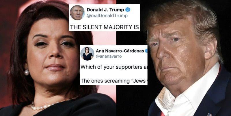 """Bravo Por Esta Republicana y su Rechazo Frontal a Trump y su Diatriba Sobre la """"Mayoría Silenciosa"""""""