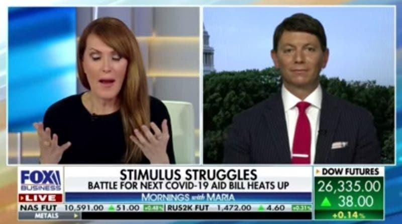 """""""Eso es Ignorar la Realidad!"""". Así Derriba la Anfitriona de FOX las Lamentables Excusas del Portavoz de Trump"""