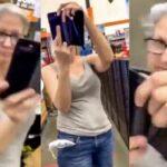 """""""Soy Blanca, u y tengo Derecho"""": Declara una Mujer sin Máscara de Illinois Como Lamentable Excusa por su Desafío"""