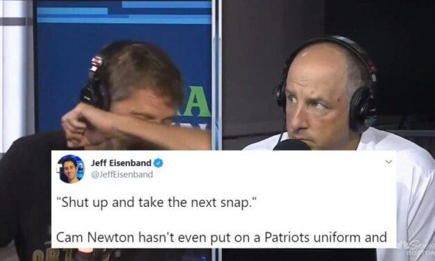 La Radio Deportiva de Boston se Vuelve Racista sobre el Nuevo Quarterback Negro de los Patriots