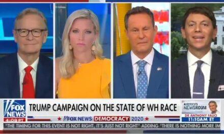 Ahora Resulta Que las Encuestas de Fox También Son Falsas. Y Estos Armaron Una Bonita Pelea