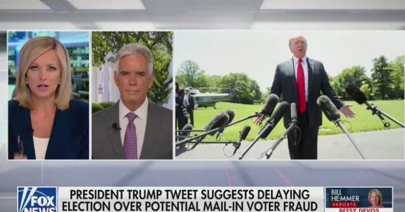 Editor Político de FOX News Destroza la Idea de Retraso Electoral de Trump y Señala su Debilidad Actual