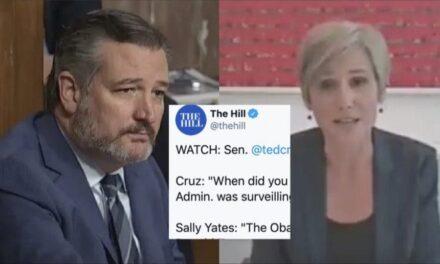 ¿Quién le Dijo a Este Republicano Que Podía Enfrentarse a Una Mujer 10 Veces Más Capaz e Íntegra Que Él?