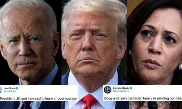 """Trump Era Todo Menos """"Normal"""". ¿Representan Biden y Kamala el Regreso a la """"Normalidad?"""