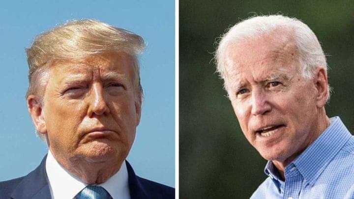 Campaña de Trump Intenta Denigrar a Biden, Pero Fracasa En Grande. Uno va al Golf, el Otro a la Iglesia