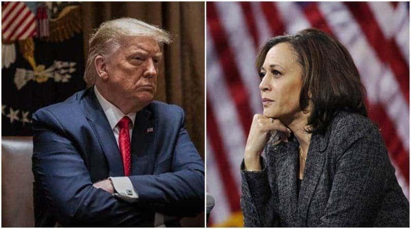 """¿Adivinas la Causa? Trump Afirma que Sería un """"Insulto al País"""" si Kamala Harris se Convirtiera en Presidenta"""