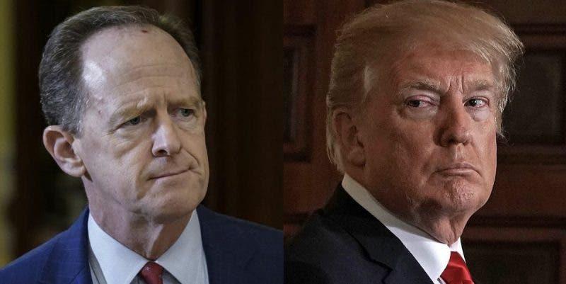 """Senador Republicano Emite Rara Reprimenda Pública a las Travesuras Electorales """"Completamente Inaceptables"""" de Trump"""