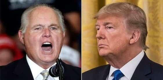 Trump Emerge del Exilio para Abordar la Muerte de su Cómplice y Termina Hablando de Sí Mismo