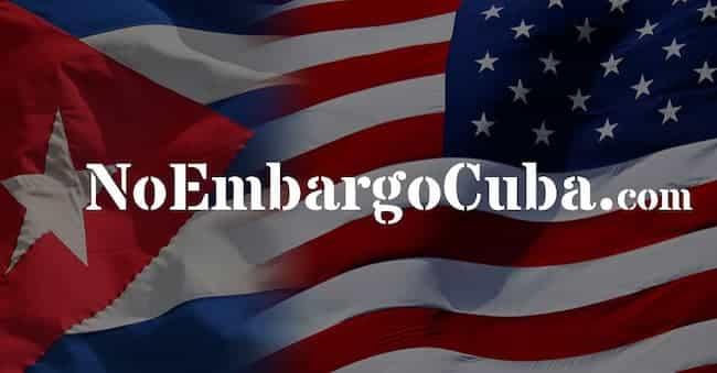 Cubanos de la Isla, USA y el Mundo Lanzan con Éxito la Plataforma Digital «NoEmbargoCuba.com»