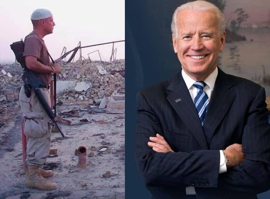 Veterano Cubanoamericano Pregunta a Biden Cuándo Cumplirá sus Promesas de Campaña