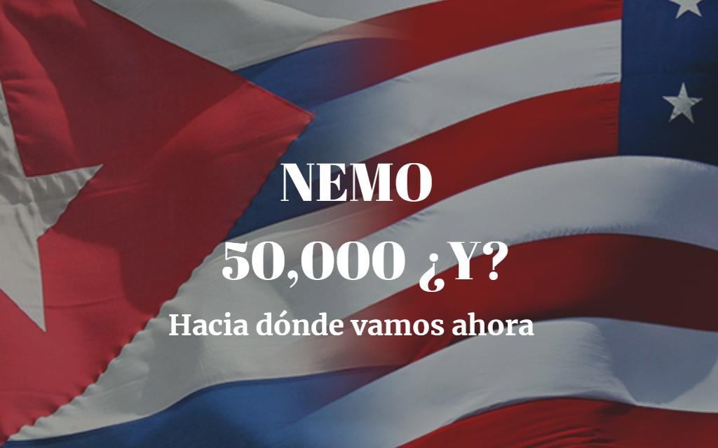 Llegamos a 50,000, ¿y Ahora Qué? Todo Sobre NEMO y la Batalla Digital Contra el Bloqueo a Cuba