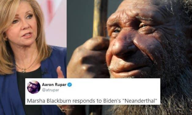 """Esta Senadora Dijo Estar Orgullosa de Ser Una """"Neandertal"""", Pero no Esperaba Que Todos le Dieran la Razón"""