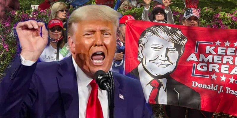 La CPAC lo Dejó Claro: Ya no Existe Nada en el Partido Republicano Excepto Trump. No Políticas. No Moral
