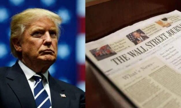 El Periódico de los Ricos Pidió Desechar a Trump. La Bestia Atacó de Vuelta, Pero Con Poco Impacto