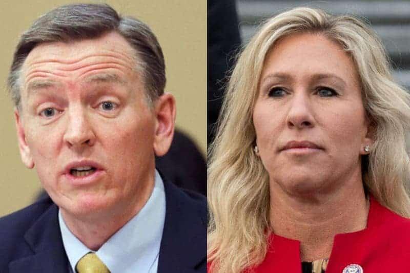 Republicanos del Congreso Anuncian la Creación de un Grupo Abiertamente Nacionalista Blanco