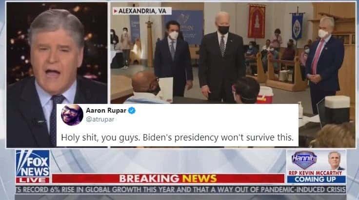 Biden Tiene Otro Record: Los Ataques Más Ridículos a Cualquier Presidente en la Historia