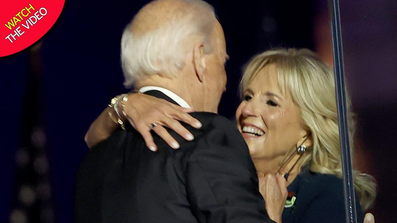 Después de Trump es Inconcebible Para Algunos Tener un Presidente Que Ama a su Esposa