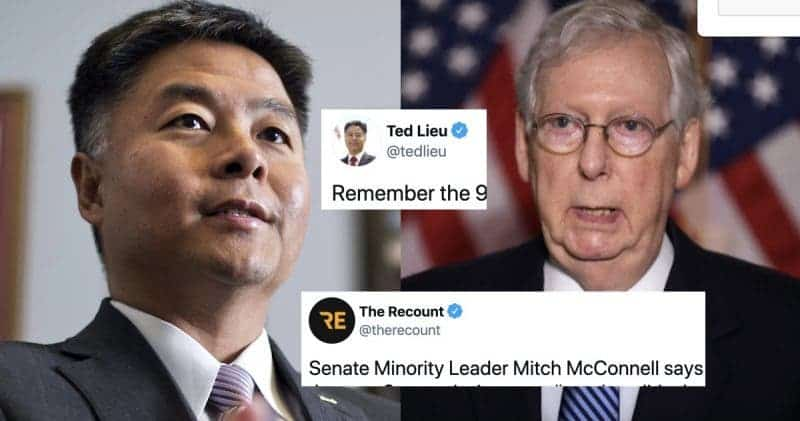 La Excusa Para no Investigar el Asalto al Capitolio va Contra Toda Lógica y Ted Lieu los Demolió
