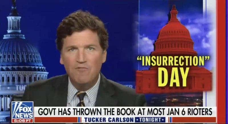 Desde Fox Están Tratando de Culpar al FBI por el Ataque del 6 de Enero. A Todos Menos a Trump