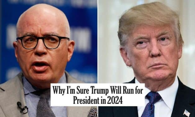 """""""Trump Volverá a Postularse en el 2024"""": lo Afirma el Periodista Que ha Escrito Tres Libros Sobre Él"""