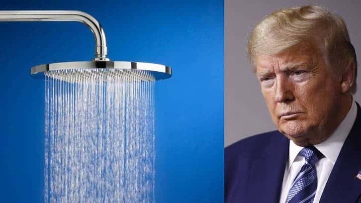 Fuerte Golpe de Biden a Trump Por su Obsesión con la Ducha