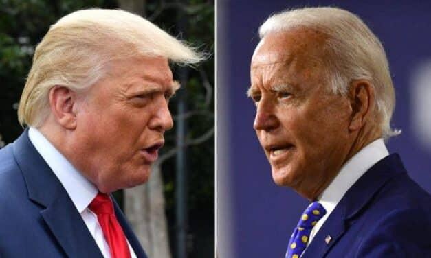 Otro Capítulo Más de su Infame Pelea Con Biden, Sólo Que Esta Vez se Fue Contra Toda la Nación