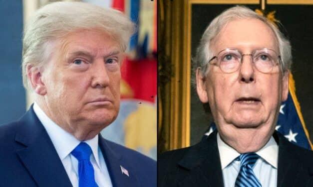 Riesgosa Batalla por el Control del Partido Republicano: Trump Quiere Destituir a McConnell