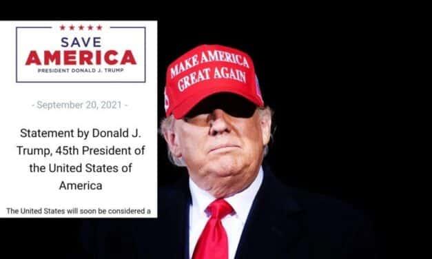 Trump Insulta Vergonzosamente a Estados Unidos Sólo Para Atacar a Biden