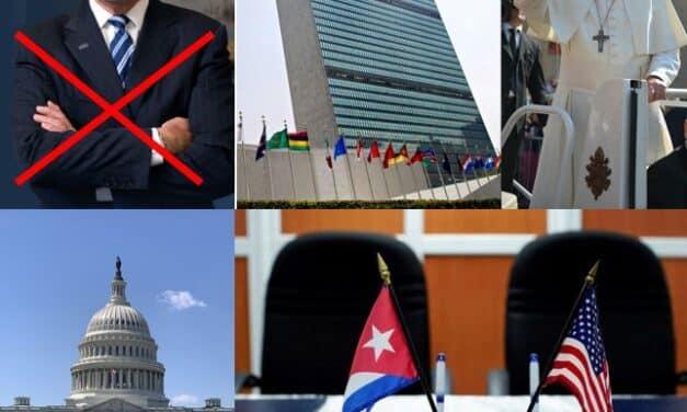 Un Millón de Voces no Puede Ser Ignorado. El Mundo Entenderá Que la Mayoría Está Contra el Bloqueo a Cuba