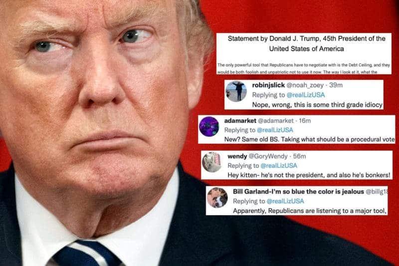 Declaración Inquietante de Trump Sobre el Último Estancamiento en el Congreso. Oportunismo Puro